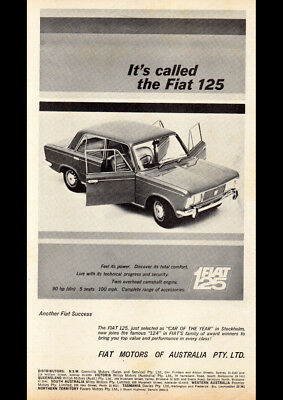 """1968 MAZDA 1500 SS AD A1 CANVAS PRINT POSTER 33.1""""x23.4"""""""