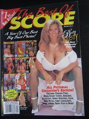The Best of score 1995 Vol.2 Busty Dusty ,Pandora Peaks ,Tiffany Towers , Minka