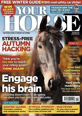 Your Horse Magazine #419 - For People With A Passion For Horses (New Copy)