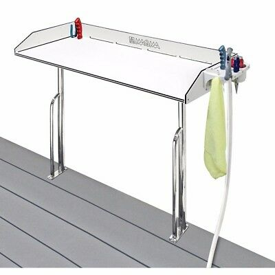 "NEW Magma Tournament Series™ Cleaning Station - Dock Mount - 48"" T10-449b-h"