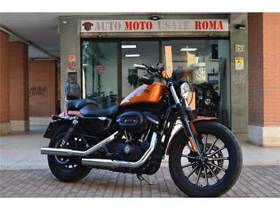 Harley-Davidson Sportster XL 883 Iron - RATE PERMUTE