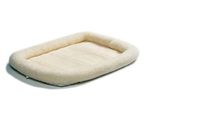 Midwest Quiet Time Fleece Crate Bed Dogs/Cats  Summer/Winter Washable Free Ship