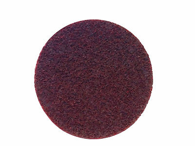 "6"" Nonwoven Surface Conditioning Discs Maroon Medium"