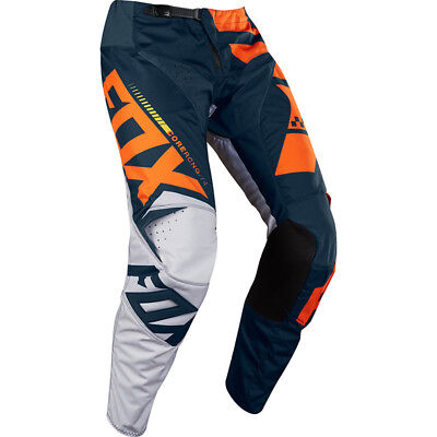 Fox Racing NEW Mx 2018 180 Sayak Orange Kids Youth Motocross Dirt Bike Pants