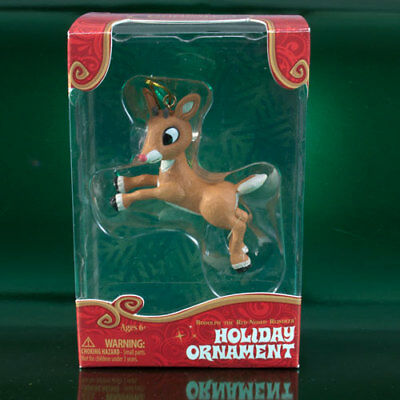 Rudolph Red-Nosed Reindeer Ornament Rudolph Island of Misfit Toys
