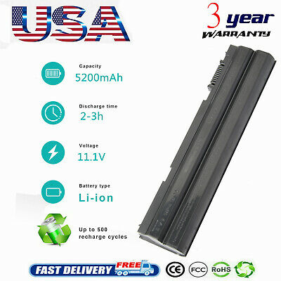 Battery for Dell Latitude NHXVW E5420 E5430 E5520 E5530 E6420 E6430 E6520 CL