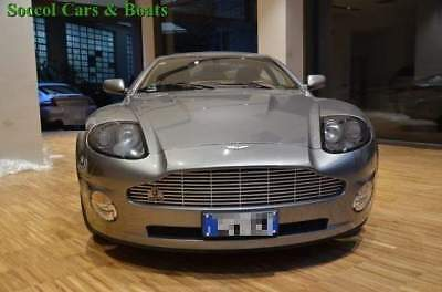 ASTON MARTIN V12 Vanquish Only 7.000 kms*ONE OWNER*Service Book*Hi-Fi