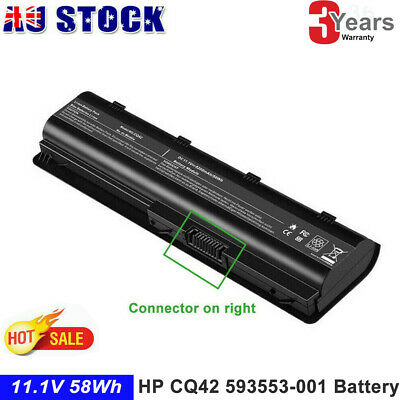 Battery for HP Compaq Presario 593553-001 593554-001 CQ42 CQ43 CQ62 CQ56 CQ57