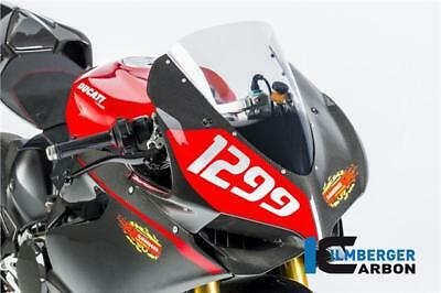 Ilmberger RACING Carbon Fibre Front Nose Fairing Panel Ducati 1299 Panigale 2015