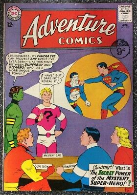 Adventure Comics #307 (1963) 1st Appearance Of Element Lad