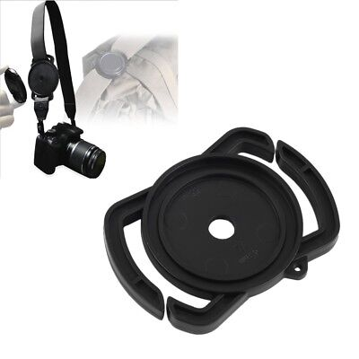 Camera Lens Cap Holder Keeper Buckle 43mm 52mm 55mm for Canon EOS Sony Nikon