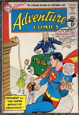 Adventure Comics #308 (1963) 1st Appearance Of Lightning Lass