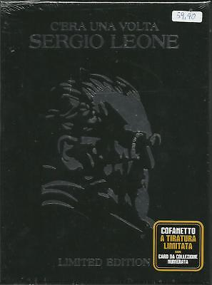 Dvd Cofanetto C'era Una Volta Sergio Leone 7 Film In Italiano