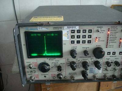 Motorola R2002D/HS Communications System Analyzer