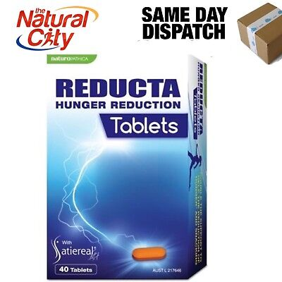 Fatblaster Reducta 40 tabs Help Reduce Hunger & Snacking - Same Day Dispatch