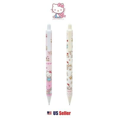 Sanrio Hello Kitty 0.5mm Style Mechanical Pencil Set of 2