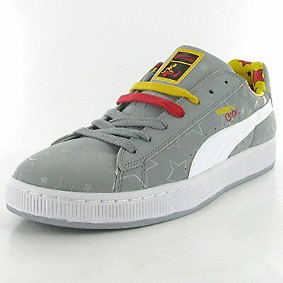 17a411cc6df Puma Basket Ii Bode Suede Low Sneakers Men Shoes Grey 347387-03 Size 11.5  New