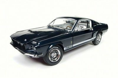 1969 Ford Shelby Mustang Gt 500 50Th Anniv Auto World Amm1111 1/18 Diecast Car