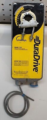 Duradrive Schneider Invensys Ma40-7153 Two Position Actuator 24Vac/dc