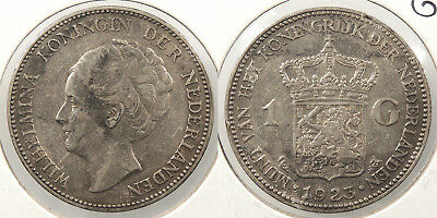 NETHERLANDS: 1923 Gulden #WC61482
