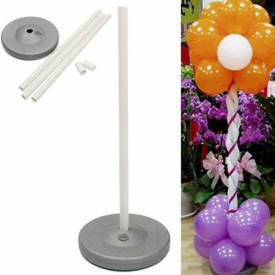 Balloon Arch Frame Column Stand Builder Kits for Birthday Wedding Party Decor