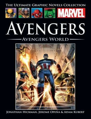 Avengers: Avengers World  Issue 125 *Free Shipping*