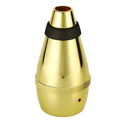 Trumpet Mute for Practice (Gold) F9E4