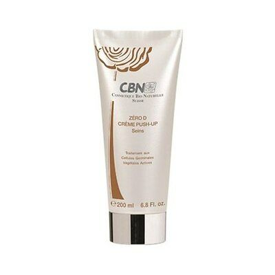 CBN CERO D Crema PUSH UP SEINS 200 ml - Crema reafirmante pecho grande