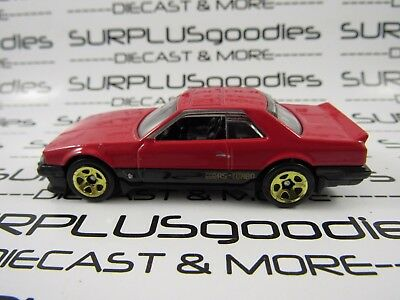 Hot Wheels 1:64 LOOSE Collectible JDM 1982 '82 NISSAN SKYLINE (R30) Diorama Car