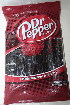 2 x Dr Pepper Flavored Candy Twists 142g each