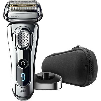 Braun Series 9 9293s Wet & Dry Electric Shaver for Men with Charging Stand,...