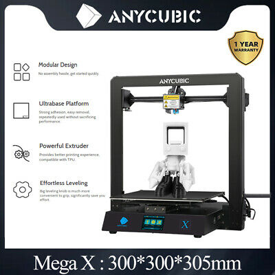 AU STOCK Ultrabase 220x220mm 3D Printer Platform Heated Bed Build Glass Plate