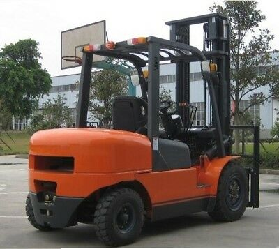 Diesel Forklift- (New) 3.5 Tons Lifting Weight And 3M Lifting Height