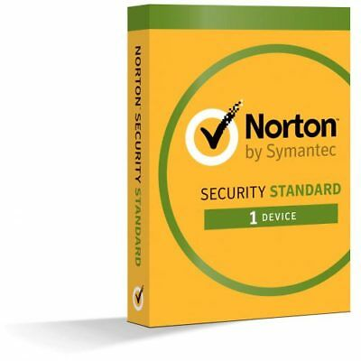 Norton Internet Security Standard | 1 Device | 1 Year Latest 2018 | Download Key