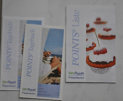 Flexpoints Berechnen : weight watchers basiswissen flex points eur 1 00 picclick de ~ Themetempest.com Abrechnung