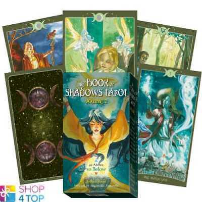 Book Of Shadows Tarot Vol 2 So Below Deck Cards Fortune Telling Lo Scarabeo New