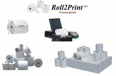 Thermal Till Rolls All Sizes Available Uk Stock Fast Delivery Uk