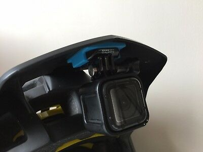 Under Visor GoPro Style Mount for TLD, Fox, The Industries FF Helmets
