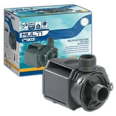 Pompa Immersione Sicce Multi 2500 L/H (Wet & Dry)