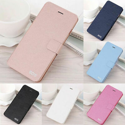 For Samsung Galaxy J3 J5 J7 Pro 2017 Flip Leather Wallet Magnetic Case Cover