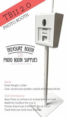 TB11V2 Photo Booth Shell