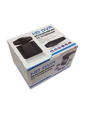 """HD Portable DVR with 2.5"""" TFT LCD Screen Recorder Vehicle Car Camera B54s"""