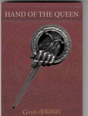 Game Of Thrones Valyrian Steel - H8 Hand Of The Queen Pin Card