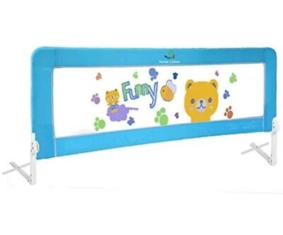 Baby Bed Rail Children Extra Long Guard Toddler Safety Fold Down Potable Stop