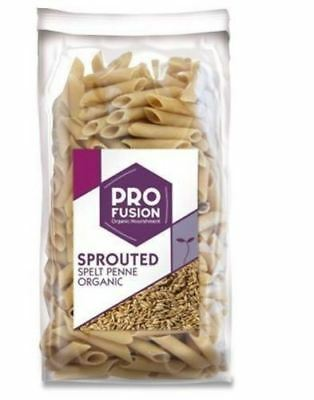 Profusion Organic Sprouted Spelt Penne Pasta 50% Sprouted 250g