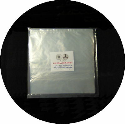 """New Poly Replacement Sleeves For 7"""" Tape Reels"""