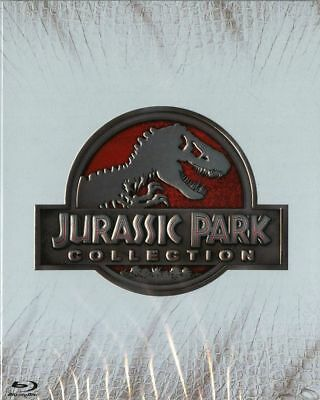 Box-jurassic Park Collection