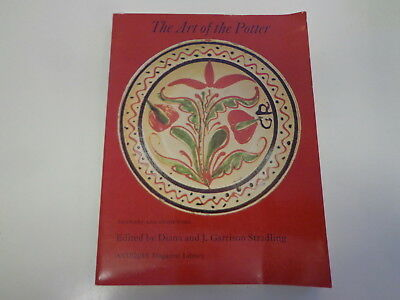The Art of Potter  - Redware and Stoneware 1977 Antiques Magazine Library