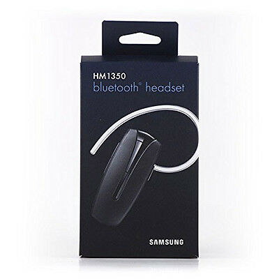 Brand New Samsung HM1350 Universal Bluetooth Headset Hands Free Black