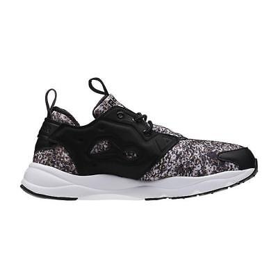 094c8759f1d2 Reebok Women s FuryLite Winter Shoes NEW AUTHENTIC Black White Brown V70754